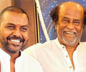 Raghava Lawrence commented that I will do my best service to the community with President Rajinikanth
