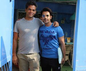 Rajkumar Rao spotted at juhu