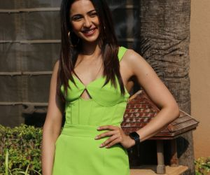 Rakul Preet Singh on her movie Promotion Marjaavaan