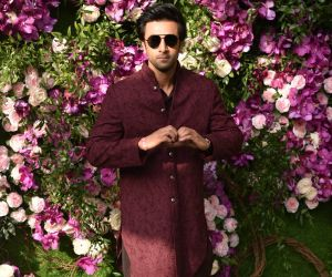 Ranbir Kapoor at Ambani wedding