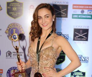 Red Carpet of Lion Gold Award
