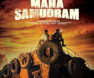 Maha Samudram Movie Still