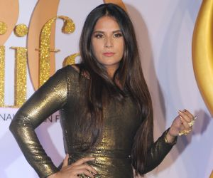 Richa Chadda at Green Carpet of IIFA