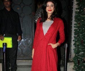 Richa Chadda's party at Korner house