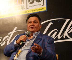 Rishi Kapoor at 8th Jagran Film Festival