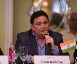 Rishi Kapoor New Pic