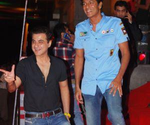 Sanjay Kapoor And Chunkey Pandey