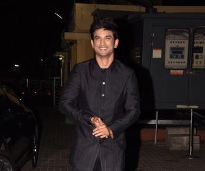 Screening of film Sonchiriya