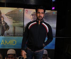 Hamid movie event photo