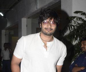 Screening of film Uri