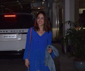 Screening of film Bala at sunny sound juhu