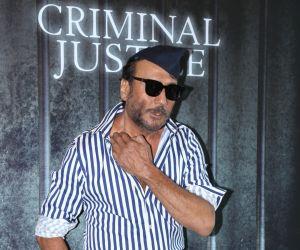 Screening of Hotstar's web series Criminal Justice
