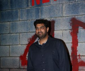 Screening Of Netflix Horror Series Ghoul At Byculla