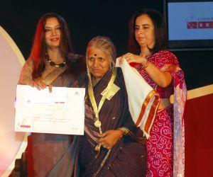 Shabana Azmi and Ms.Sindhutai With Neeta Kapoor