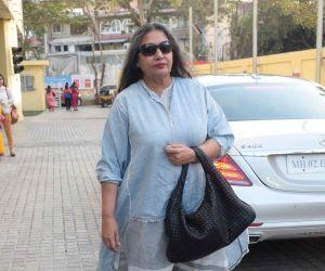Shabana Azmi at PVR juhu