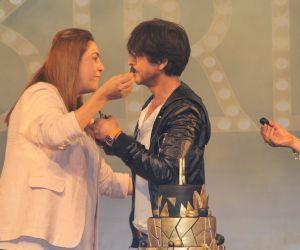 Shah Rukh Khan Grand 54th Birthday Celebration