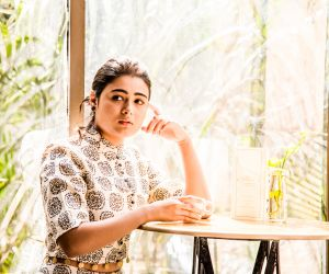 Shalini Pandey Recent Photo Shoot Images