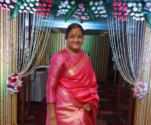 Shivakumar Suja Varunee Wedding Reception