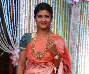 Shivakumar - Suja Varunee Wedding Reception