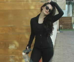 Shivaleeka Oberoi Snapped In Andheri