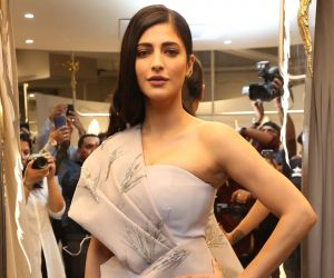 Shruti Haasan at the Launch of Ace Couturier