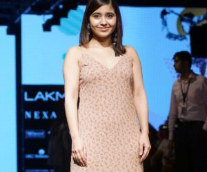Shweta Tripathi At LFW Wintwer