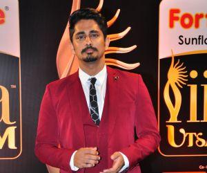 Siddharth Still From IIFA Utsav Award 2016