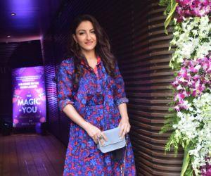 Soha Ali Khan are the magic in You event in Estrella Juhu