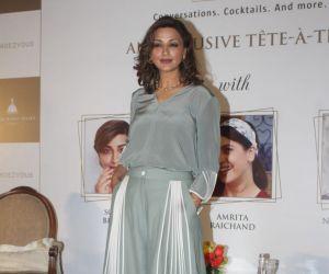 Sonali Bendre During Event At Taj Colaba