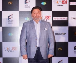 Song Launch Of Film 102 Not Out