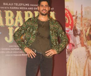 Jabariya Jodi movie event photo