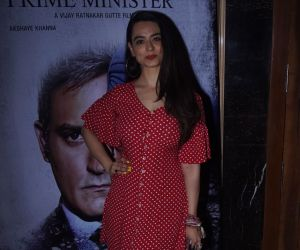 The Accidental Prime Minister movie event photo
