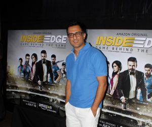 Special Screening Of Web Series Inside Edge