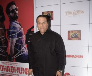 Success Party of Film Andhadhun