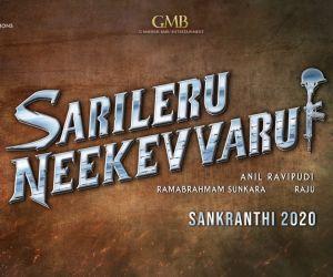 Sarileru Neekevvaru Movie Still