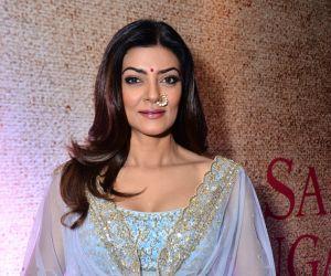 Sushmitha Sen launches Shashi Vangapalli Store