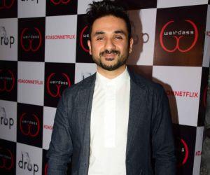 Suuccess party of Vir Das' Netflix special Abroad Understanding