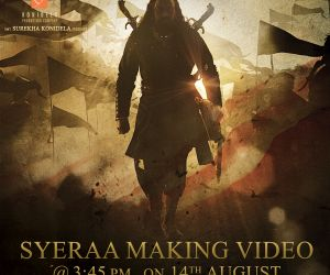 Sye Raa Narasimha Reddy Movie Still