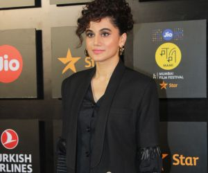 Taapsee Pannu at the Opening Ceremony of MAMI Film Festival 2019
