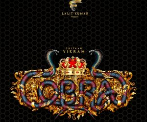 Tamil Movie Cobra 's Poster.
