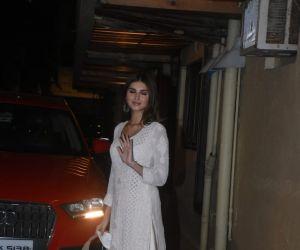 Tara Sutaria Snapped At Bandra