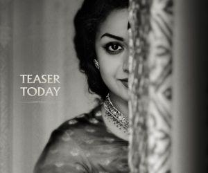 Teaser of 'Mahanati' - the Biopic on Savitri - releasing TODAY