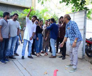 Telugu movie Hit success celebrations photo