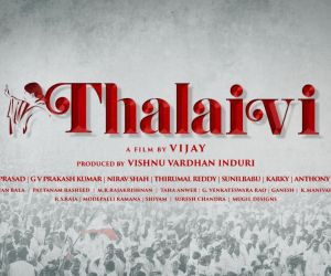 Thalaivi Movie Still