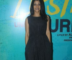 The Red Carpet Along With Success Party Of Film Lipstick Under My Burkha