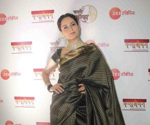 The Red Carpet Of 'Marathi Tarka