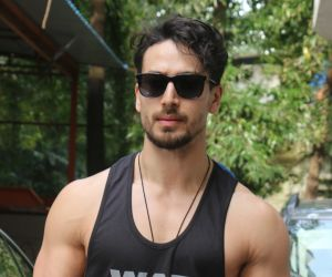Tiger Shroff confirms Her