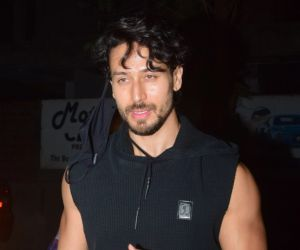 Tiger Shroff takes a day off from Ganapath shooting to play football for charity