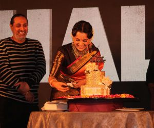 Kangana Ranaut join Trailer Launch Of Film Thalaivi