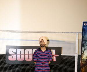 Trailer launch of film Soorma